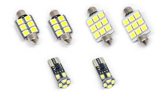 Buy  Interior LED Bulb Kit for BMW E46 3 Series from  WeissLicht at  WeissLicht Lighting