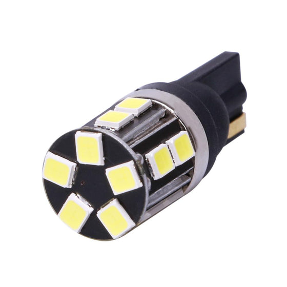 T10 | 194 | W5W | WeissLicht Super Power LED Bulbs | 6000K | Pair