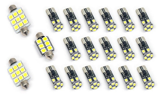 WeissLicht Interior LED Bulb Kit for BMW F25 X3