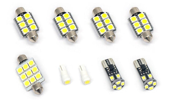 Buy  Interior LED Bulb Kit for BMW E52 from  WeissLicht at  WeissLicht Lighting