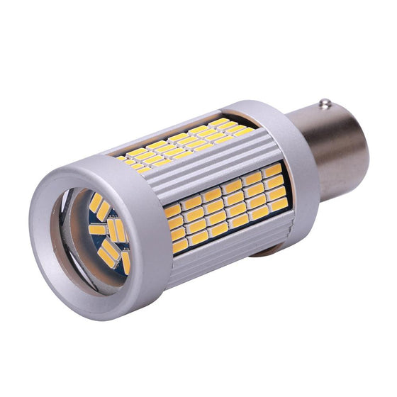 7507 | BAU15s | WeissLicht Super Power LED Bulbs | Pair