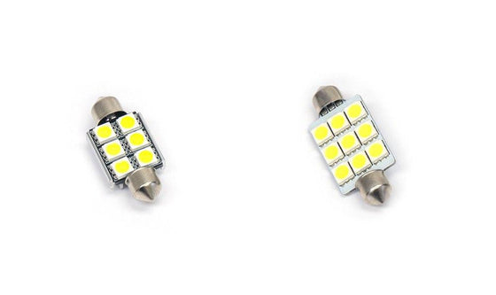 Buy  Interior LED Bulb Kit for BMW E36/7 Z3 from  WeissLicht at  WeissLicht Lighting