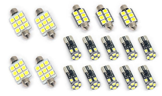 WeissLicht Interior LED Bulb Kit for BMW E60 5 Series