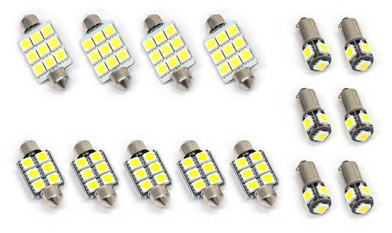 Buy  Interior LED Bulb Kit for BMW E36 3 Series from  WeissLicht at  WeissLicht Lighting