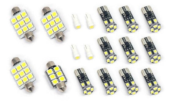 WeissLicht Interior LED Bulb Kit for BMW E92 3 Series Coupe