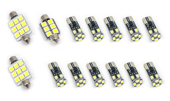 Interior LED Bulb Kit for BMW F25 X3