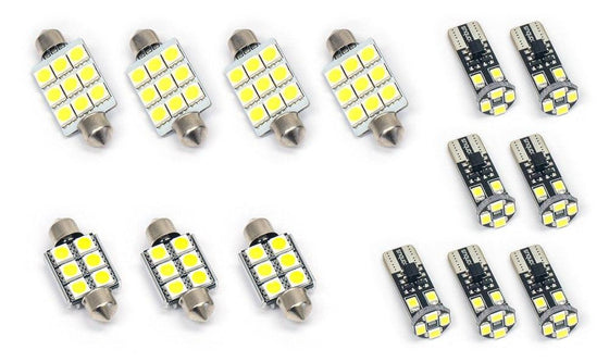 Buy  Interior LED Bulb Kit for BMW E46 3 Series Sedan/Coupe from  WeissLicht at  WeissLicht Lighting