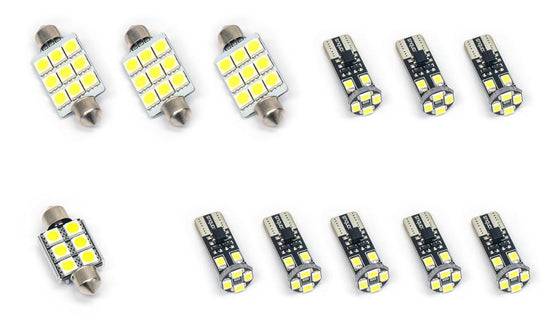 Interior LED Bulb Kit for BMW E84 X1