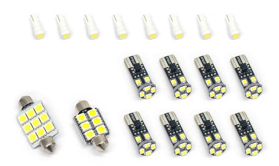 WeissLicht Interior LED Bulb Kit for BMW E93 3 Series Convertible