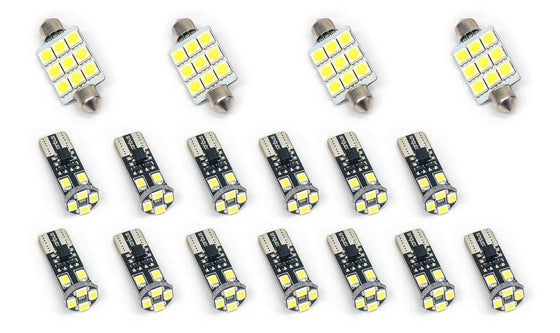 WeissLicht Interior LED Bulb Kit for BMW E65, E66, E67