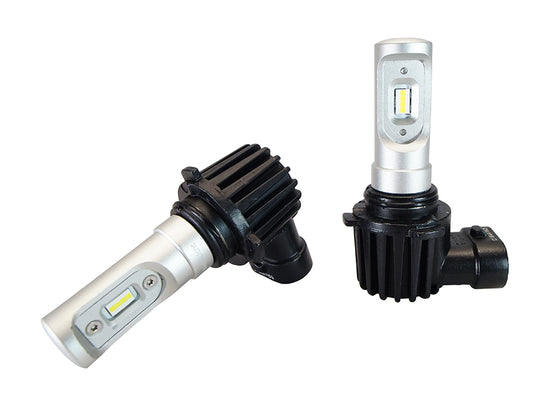 ATOM LED Bulbs | 9006 | 6000K | 4000 Lumens | Pair