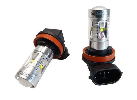 Spektrum LED Bulbs | H8 | 6000k