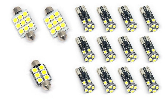 WeissLicht Interior LED Bulb Kit for BMW E91 3 Series Touring