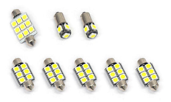 Buy  Interior LED Bulb Kit for BMW E36 3 Series Convertible from  WeissLicht at  WeissLicht Lighting