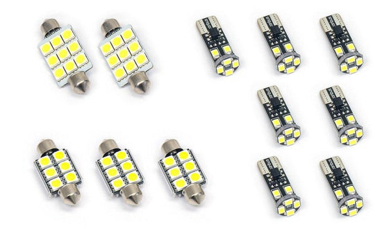 WeissLicht Interior LED Bulb Kit for BMW E46 3 Series Convertible