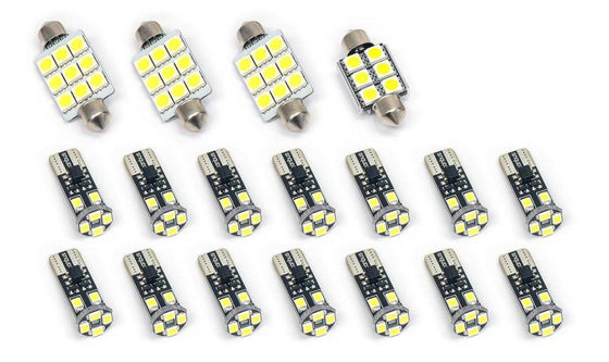 WeissLicht Interior LED Bulb Kit for BMW E87 1 Series