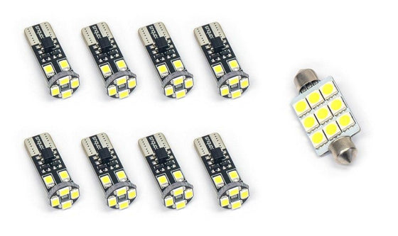 WeissLicht Interior LED Bulb Kit for BMW E85/E86 Z4