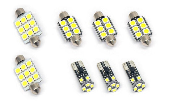 Buy  Interior LED Bulb Kit for BMW E46 3 Series Convertible from  WeissLicht at  WeissLicht Lighting