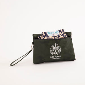 209 Mare Coast Guard Pouch Green Camo Packaging