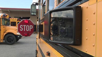 Use school bus cameras to improve safety!