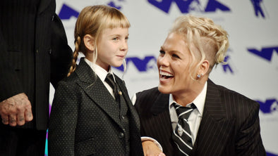 Pink's Daughter Wants To Marry An African Woman When Grown Up And The Singer Had The Perfect Response