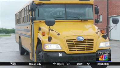 Seaman schools looking for bus drivers, offering test drives