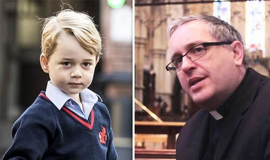 Christians Should Pray For Prince George To Be Gay, Says Senior Vicar
