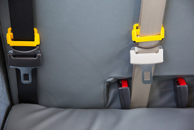 More States Consider 3-Point Seat Belts in School Buses