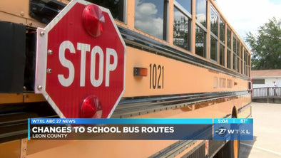 Parents say changes to school bus routes in Leon County is inconvenient