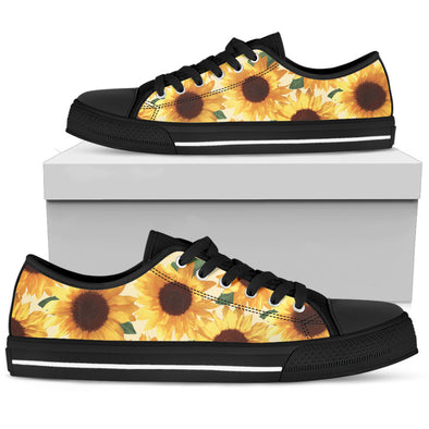 Sunflower Low Top Shoes