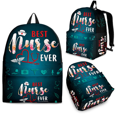 BEST NURSE EVER BACKPACK