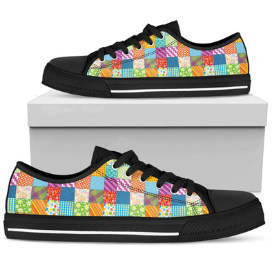 Quilting Low Top