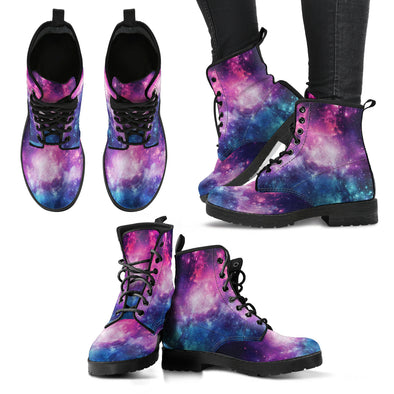 Galaxy Women's Leather Boots