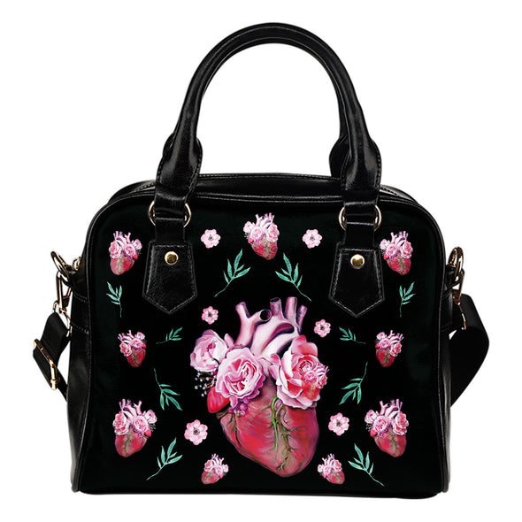 NURSE HEART HANDBAG