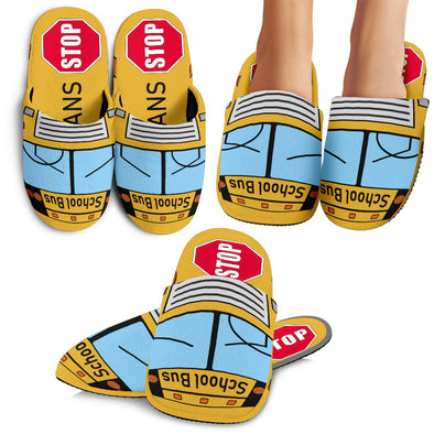 School Bus Driver Slipper