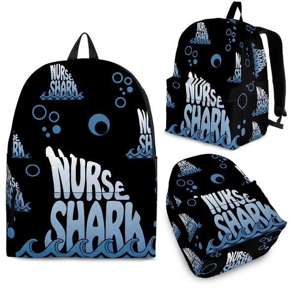 NURSE SHARK BACKPACK