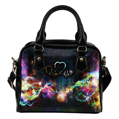 NURSE WATERCOLOR HANDBAG