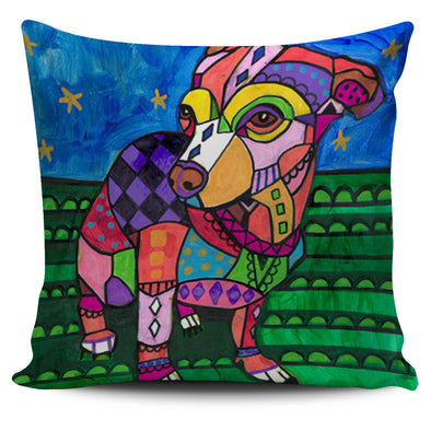 Chihuahua Romero Britto - Pillow Cover