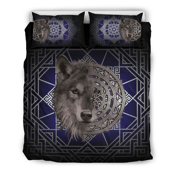 Wolf Spirit Bedding Set