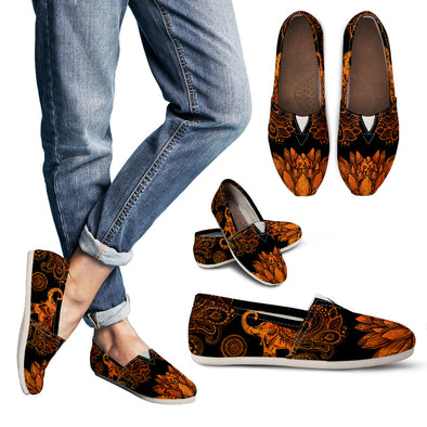 Gold Elephant Handcrafted Casual Shoes