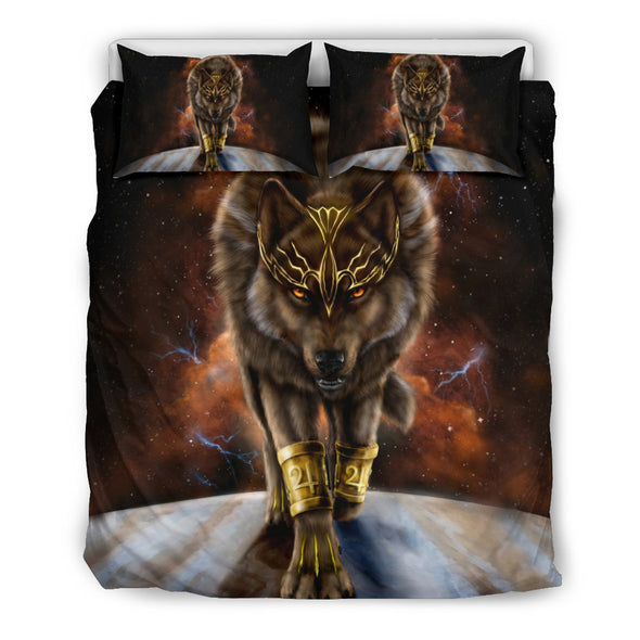 Wolf Bedding Set
