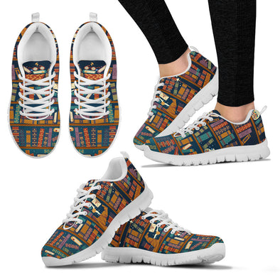 Book Lovers Women's Sneakers