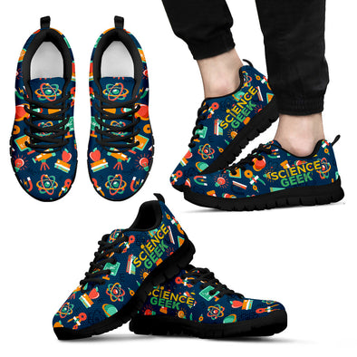 Science Geek men's Sneakers