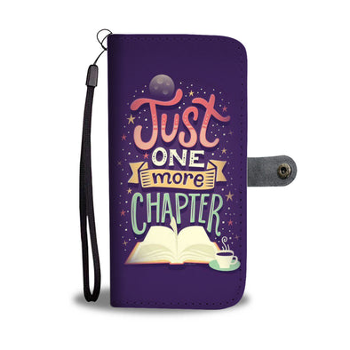 Book 01 - Wallet Phone Cases