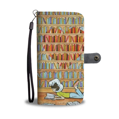 Book 02 - Wallet Phone Case