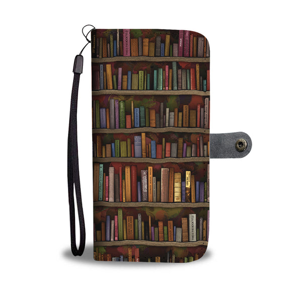 Book 05 - Wallet Phone Case