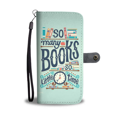 Book 07 - Wallet Phone Case
