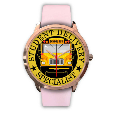 Student Delivery Specialist Bus Driver Watch
