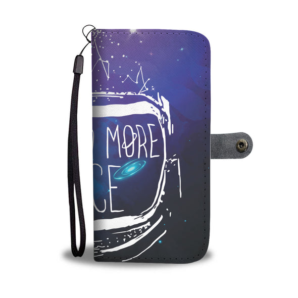 I need more space wallet phone case