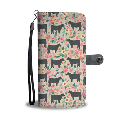 Steer Farming Wallet Phone Case